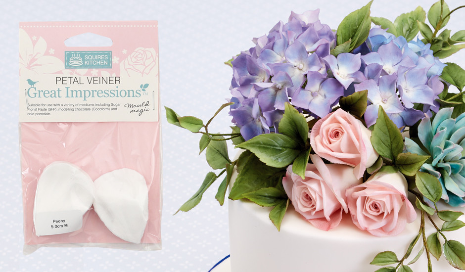Cakes & Sugarcraft Magazine | Cake Chat | Win a Rose Veiner