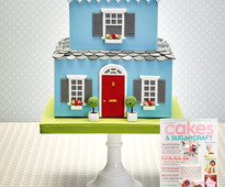 Find out how to make this new home cake in Cakes & Sugarcraft magazine