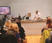 Squires Kitchen Exhibition 2015