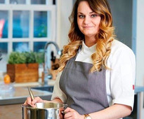Samantha Rain, Bake Off: Creme de la Creme. Image credit: Hospitality Media via The Caterer