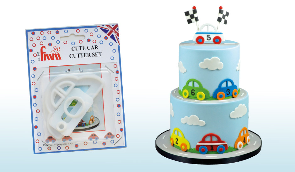 Cakes Sugarcraft Magazine Cake Chat Win A Free Cute Cars