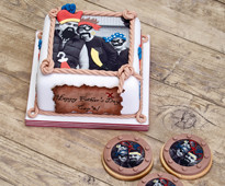 Cakes & Sugarcraft June/July 2016 www.cakesandsugarcraft.com