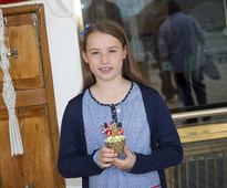 Niamh Headon Design a Cupcake Competition