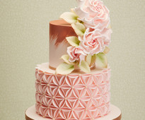 Rose Gold & Roses Project by Michelle Walker