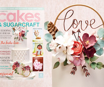 August/September issue of Cakes & Sugarcraft out now