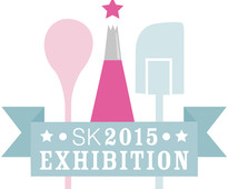 Squires Kitchen Exhibition 2015 logo