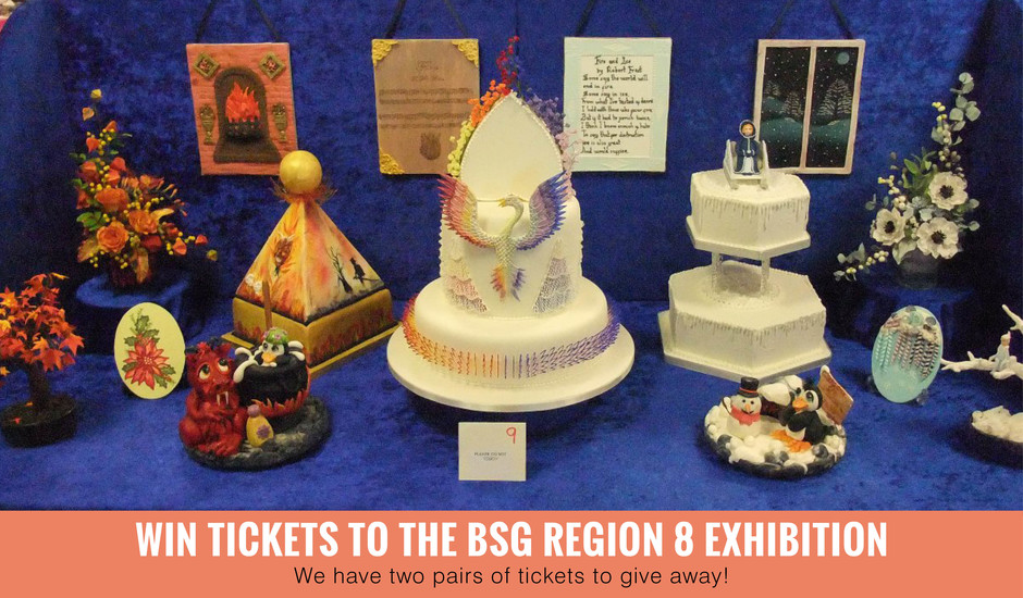Irish Cake Decorating And Sugarcraft Chat : Cakes & Sugarcraft Magazine Cake Chat Win Tickets to ...