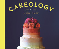 Win a free copy of Cakeology by Juliet Sear (Hardie Grant) at www.cakesandsugarcraft.com