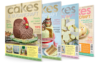 Cake Decorating Magazine How Many Issues